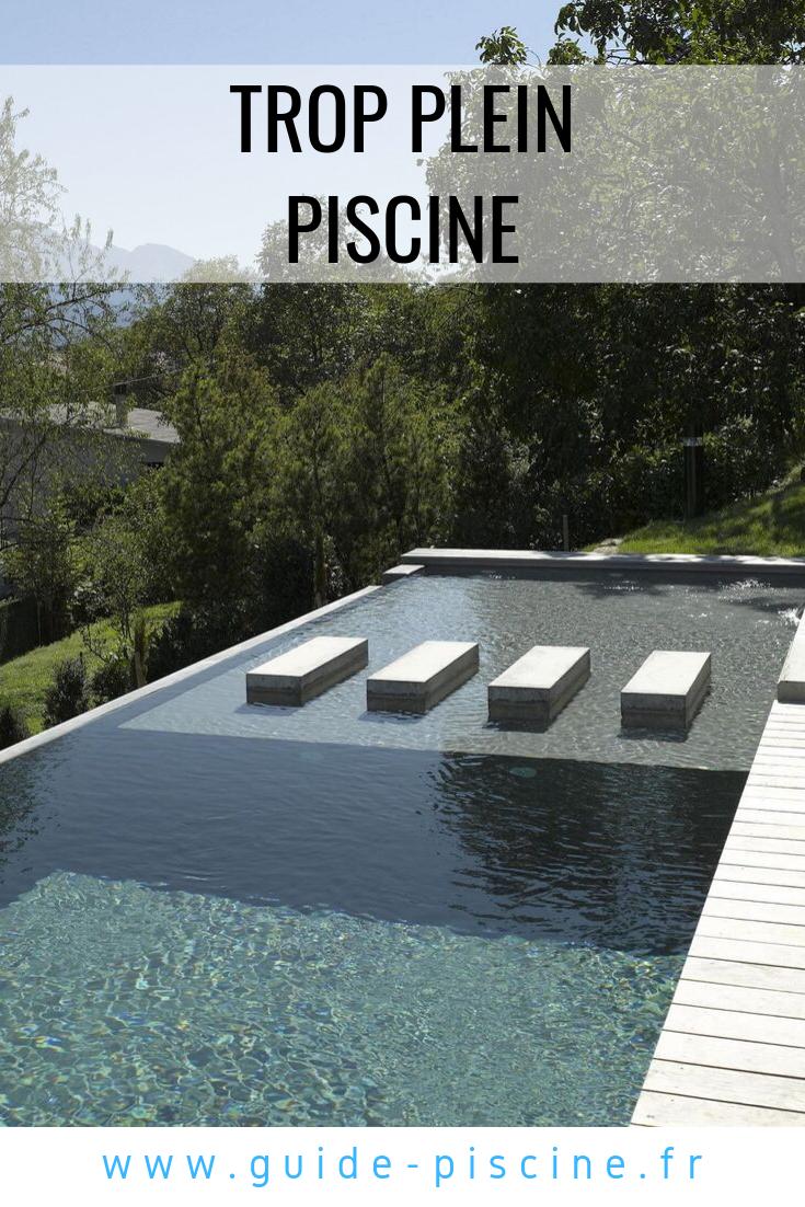 Trop Plein Piscine   Piscine Creusée, Piscine Et Prix Piscine intérieur Piscine Creusée Prix