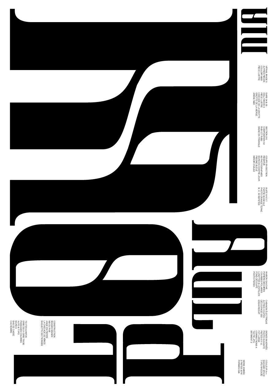 Typefaces Mnisw On Behance tout Lentilles Piscine