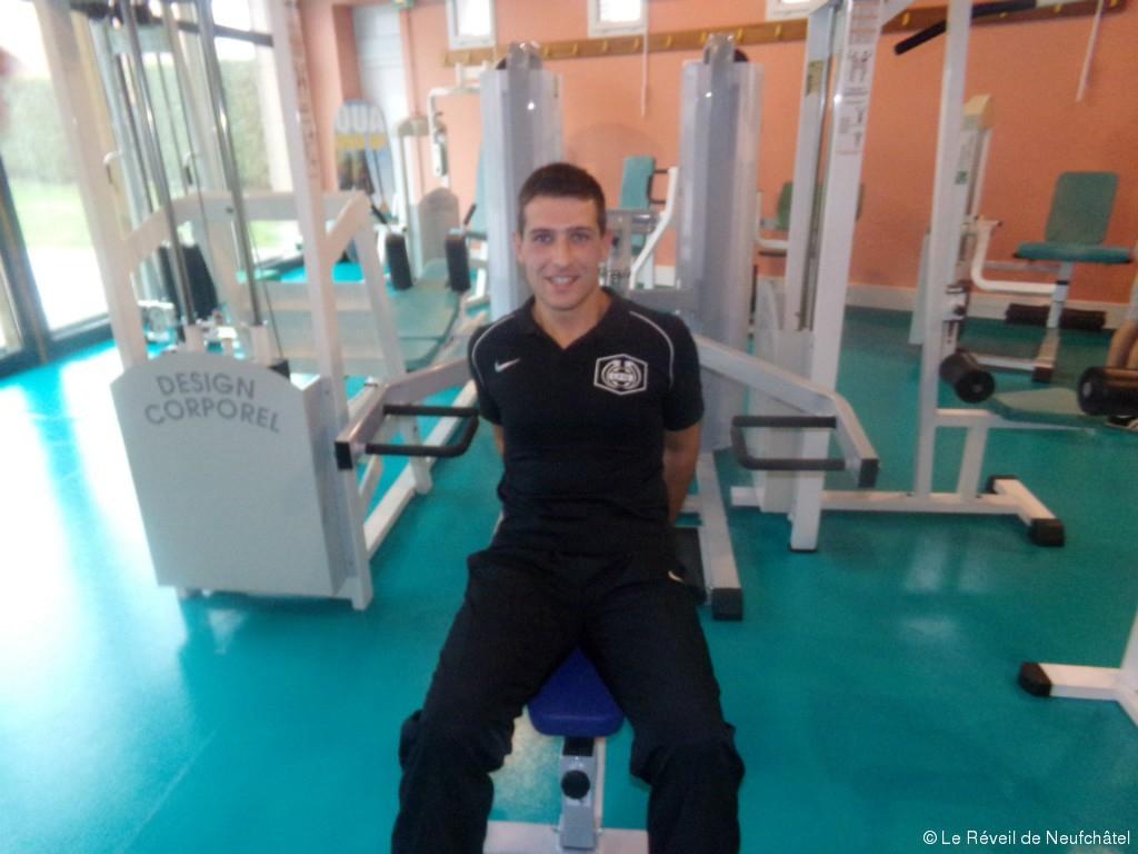 Un Nouveau Coach Musculation À La Piscine Atlantis | Le ... avec Musculation Piscine