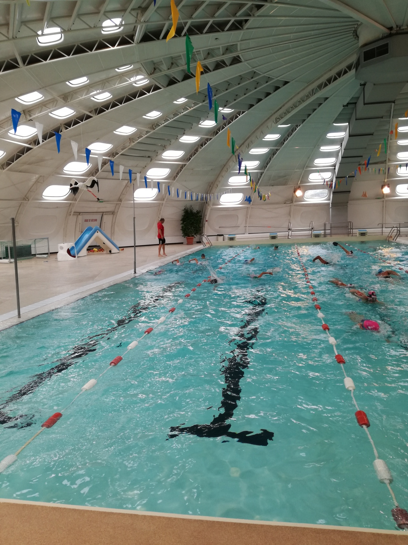 Une Belle École De Triathlon À Saint-Paul-Lès-Dax - Ligue ... encequiconcerne Piscine Saint Paul Les Dax