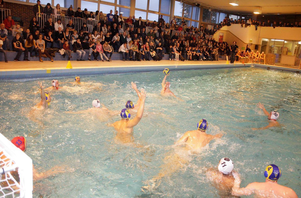 Une Piscine Olympique En 2023 Pour Taverny Et Saint-Leu-La ... intérieur Piscine Taverny