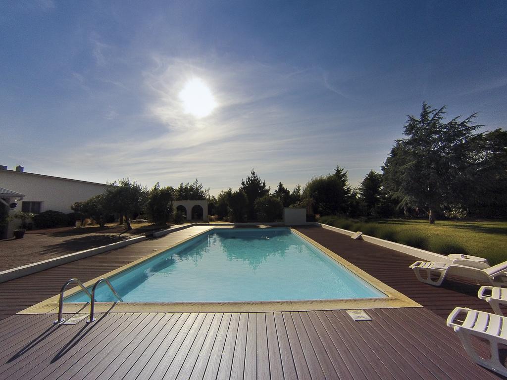 Unusual Sale House - Vendee (85) Seaside avec Piscine Beauvoir Sur Mer