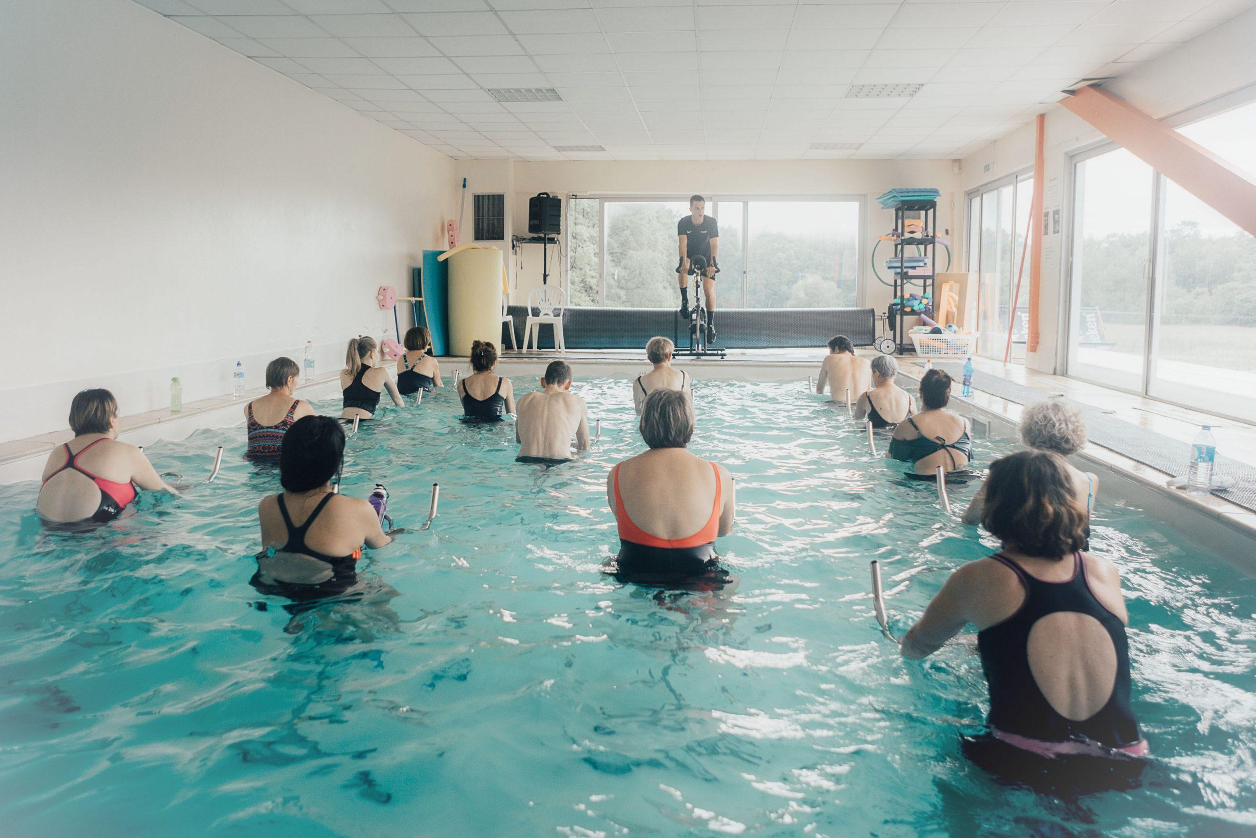 Urbanfit - Pratiquez Fitness|Musculation|Piscine|Squash à Musculation Piscine