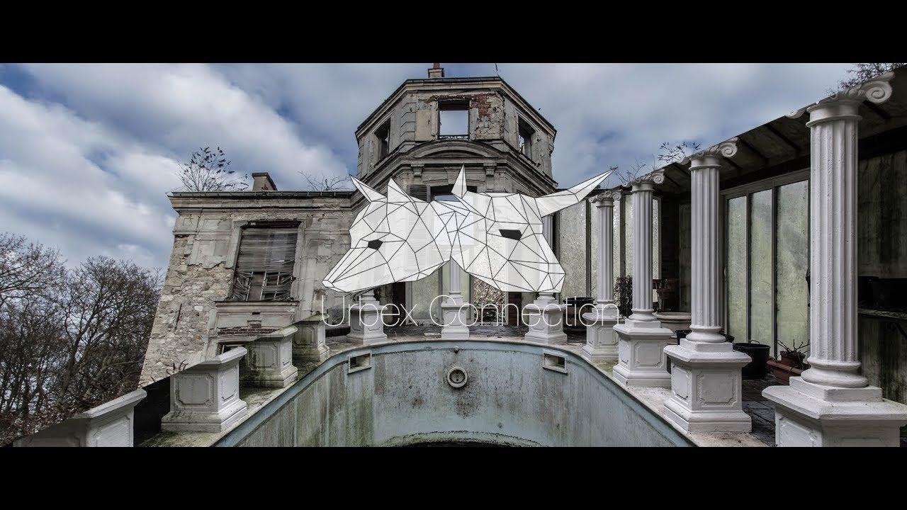 Urbex Connection - Hors-Série N°1 : Château De Goussainville / Bassin  D'athéna pour Piscine De Goussainville
