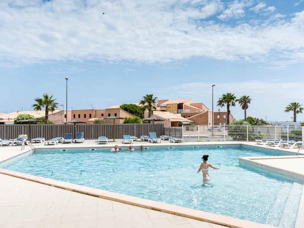 Vacances En Méditerranée | Aude | Les Girelles encequiconcerne Piscine Fleury D Aude