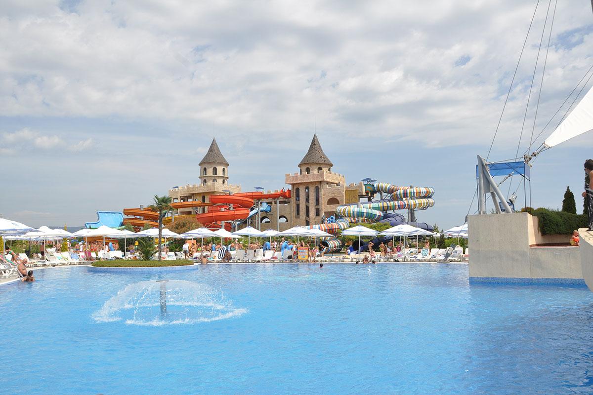 Vacances Nessebar (Bulgarie) Pas Cher – Lidl Voyages dedans Piscine Bailly Romainvillier