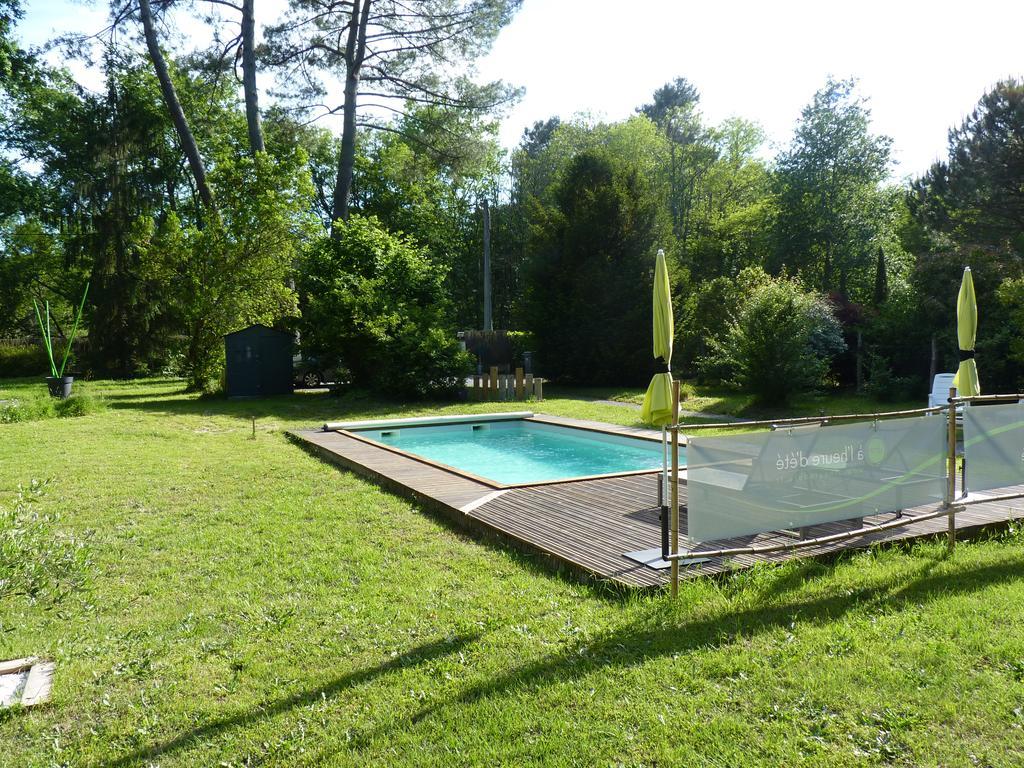 Vacation Home A L'heure D'eté, Fargues-De-Langon, France ... avec Cash Piscine Langon