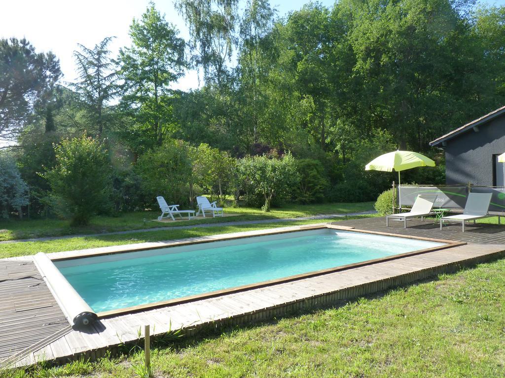 Vacation Home A L'heure D'eté, Fargues-De-Langon, France ... encequiconcerne Piscine Langon