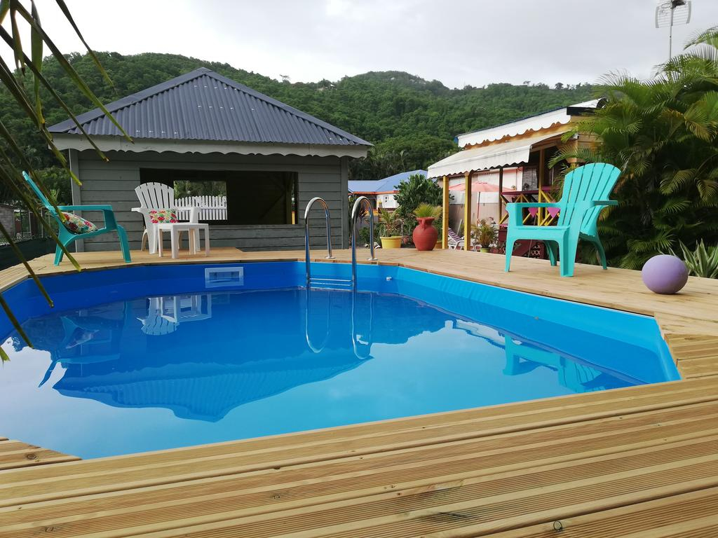 Vacation Home Au Sable D'or - Spa - Wifi- Piscine, Deshaies ... encequiconcerne Piscine Super U