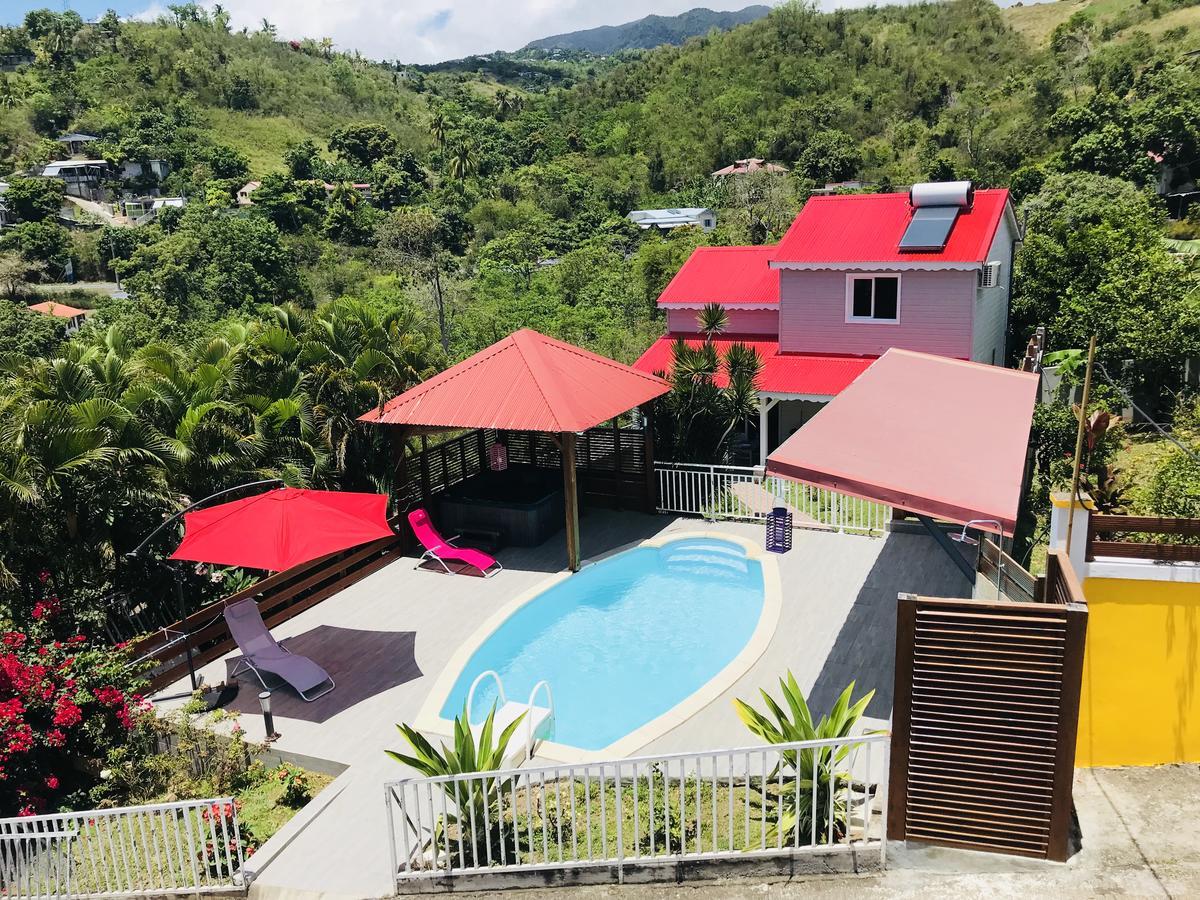 Vacation Home Le Val De Lys, Vieux-Habitants, Guadeloupe ... destiné Piscine Val D Orge