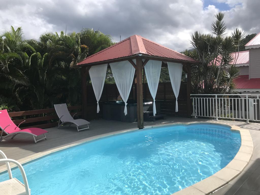Vacation Home Le Val De Lys, Vieux-Habitants, Guadeloupe ... encequiconcerne Piscine Val D Orge
