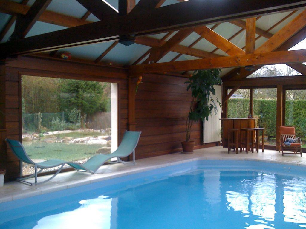 Vacation Home Maison Avec Piscine Et Sauna À Vire, France ... pour Piscine Avranches