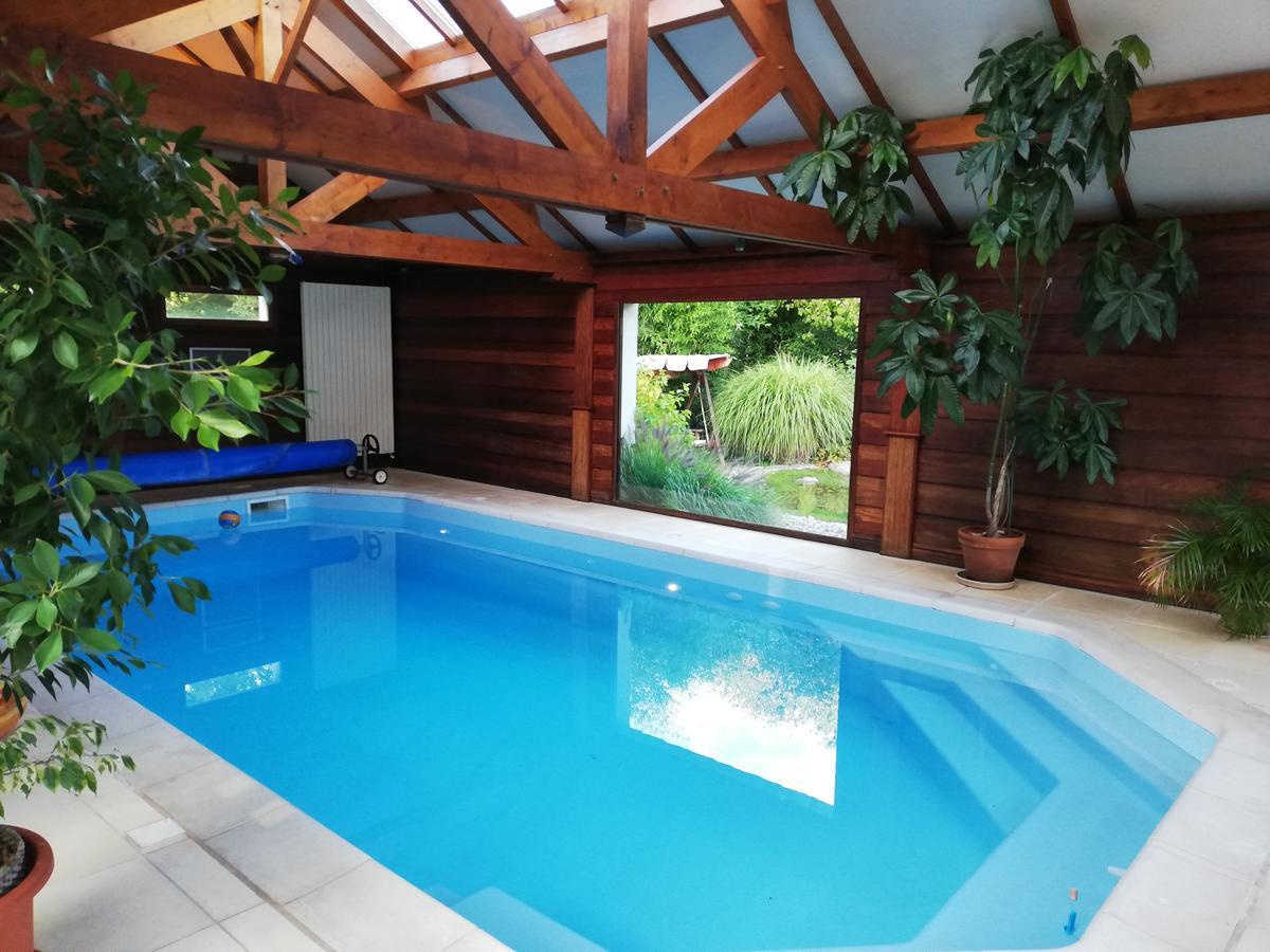 Vacation Home Maison Avec Piscine Et Sauna À Vire, France ... serapportantà Piscine Avranches
