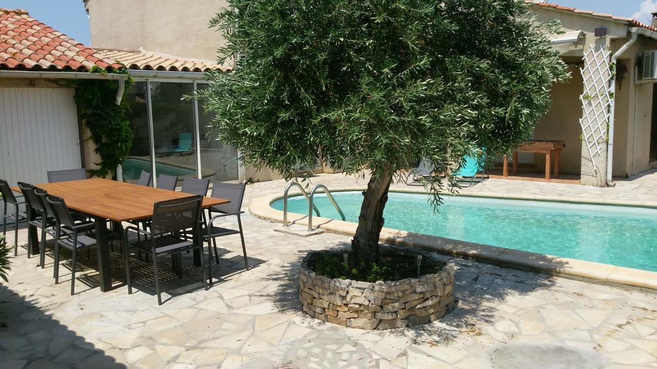 Vacation Home Maison Avec Piscine, Lézignan-Corbières ... à Cash Piscine Narbonne