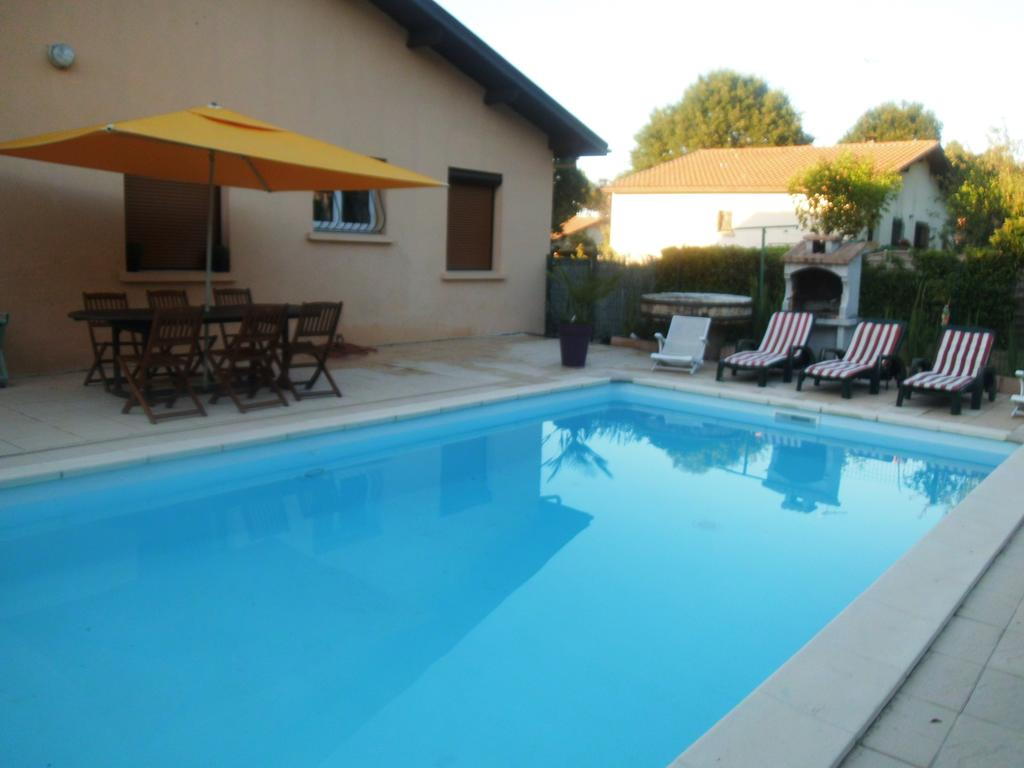 Vacation Home Maison Avec Piscine Privée, Castets, France ... avec Hotel Piscine Privée France