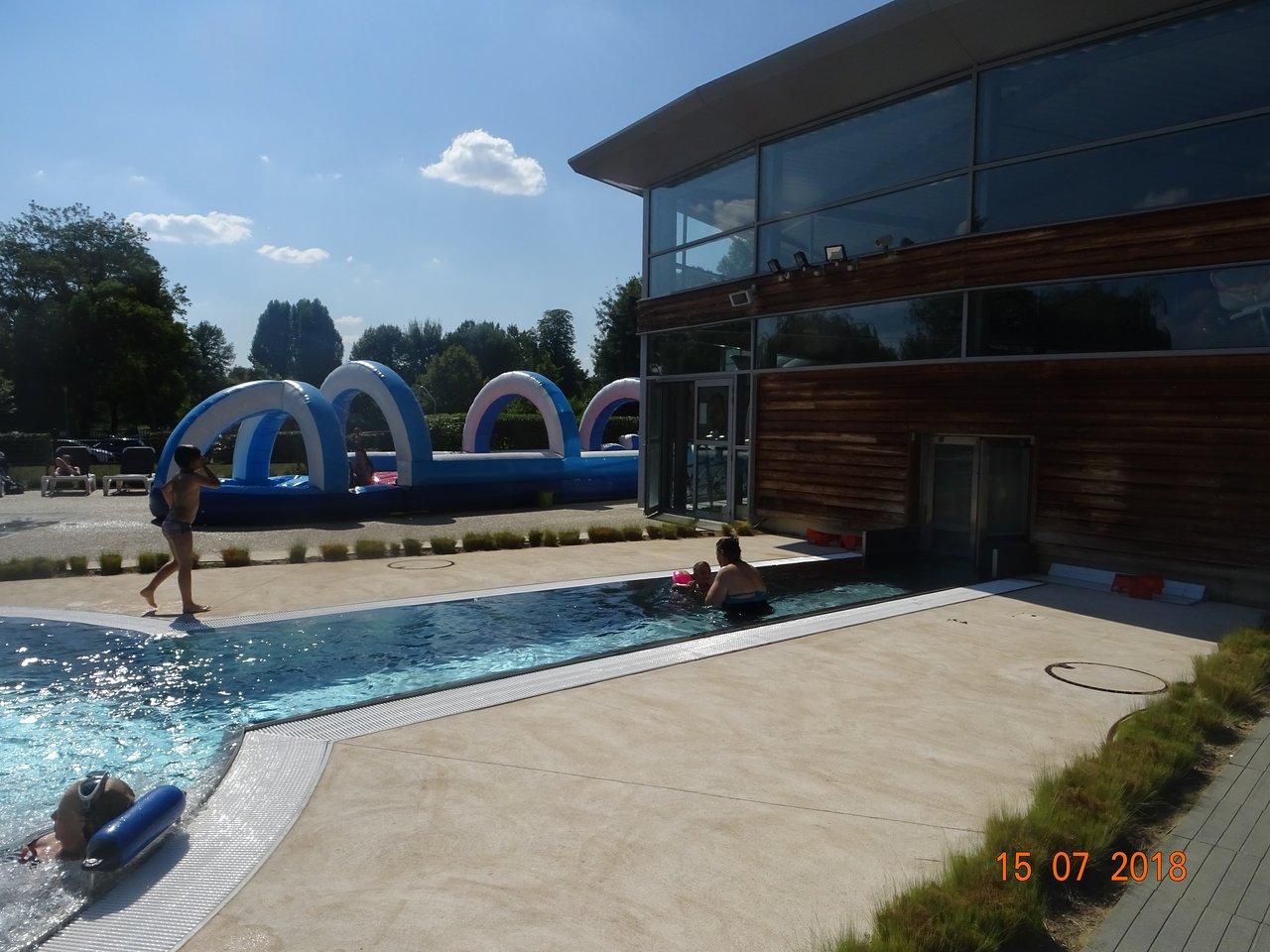 Val De Loisirs - Centre Aquatique Du Cher A La Loire ... intérieur Piscine De Montrichard