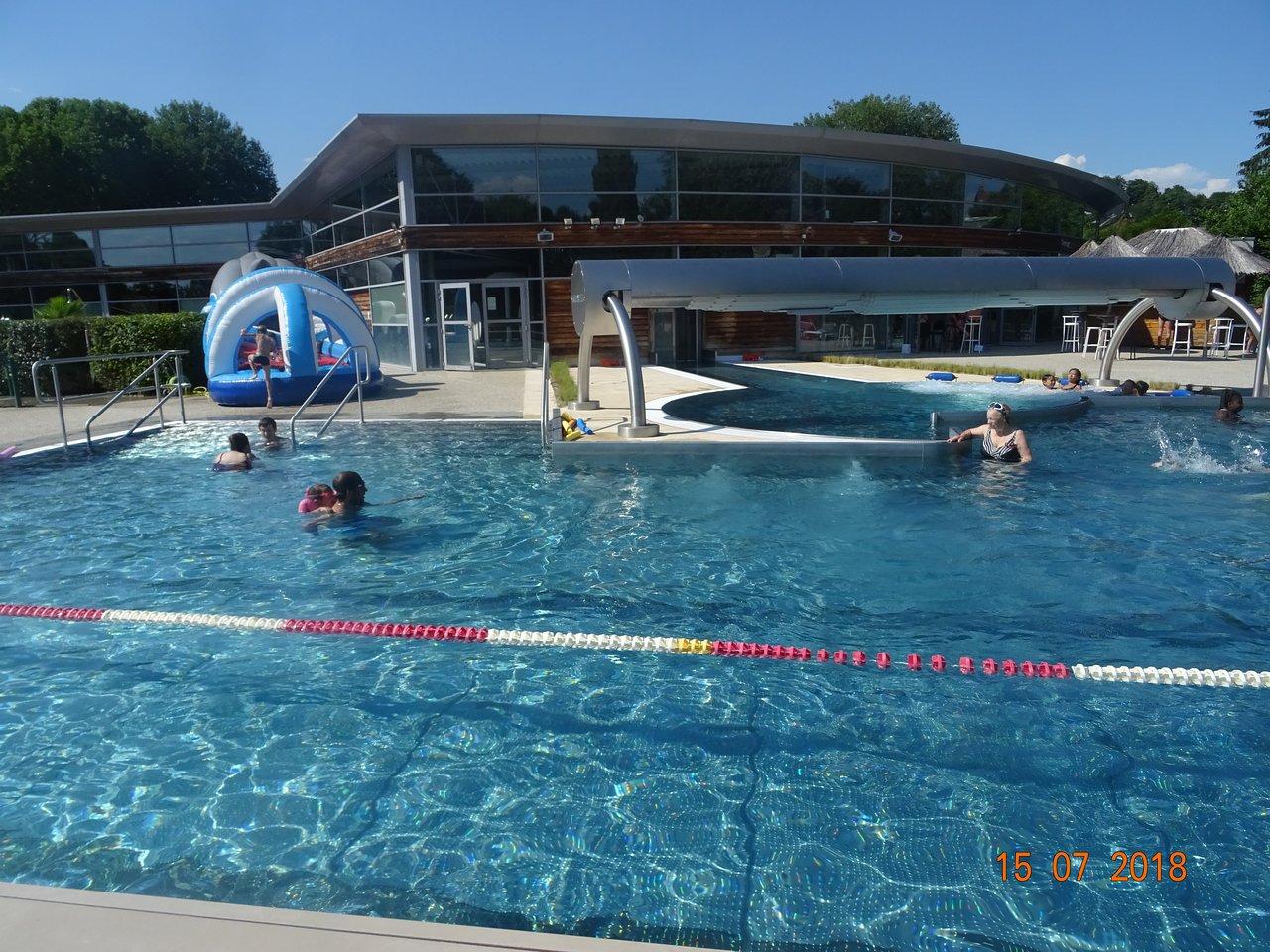 Val De Loisirs - Centre Aquatique Du Cher A La Loire ... serapportantà Piscine De Montrichard