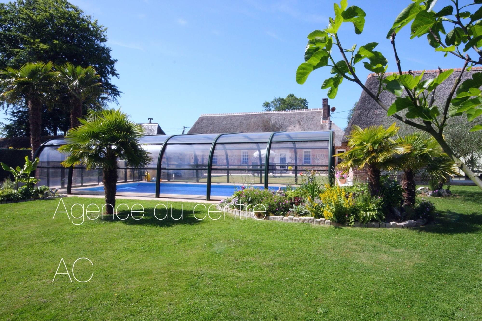Vends Maison Contemporaine 4 Pièces Avec Jardin Saint-Pierre ... intérieur Piscine De Fecamp