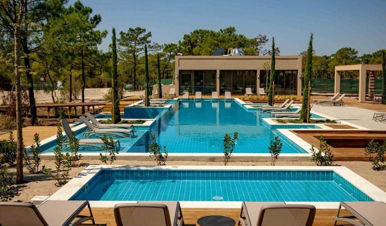 Vente Appartement De Luxe District De Setúbal   625 000 ... avec Hotel Lisbonne Avec Piscine