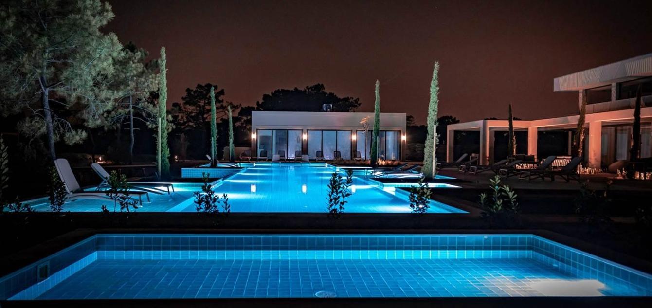 Vente Appartement De Luxe District De Setúbal   625 000 ... pour Hotel Lisbonne Avec Piscine