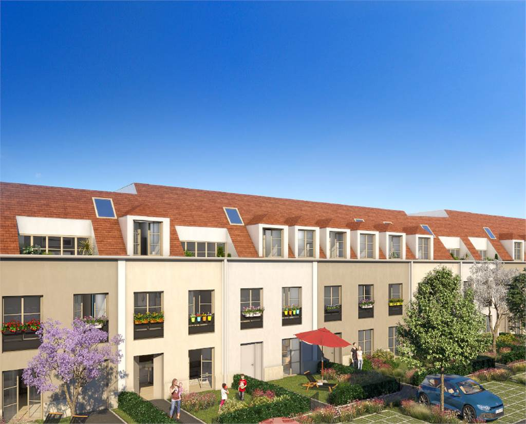 Vente Appartement Moissy Cramayel (77) | Acheter Appartement ... concernant Piscine De Moissy Cramayel