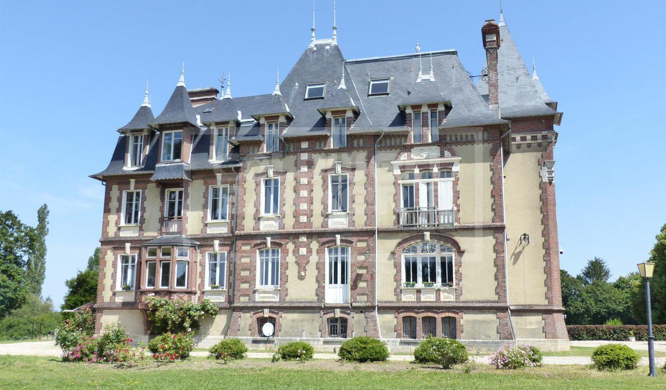 Vente Château Bonny-Sur-Loire | 890 000 € | 780 M² encequiconcerne Piscine De Checy