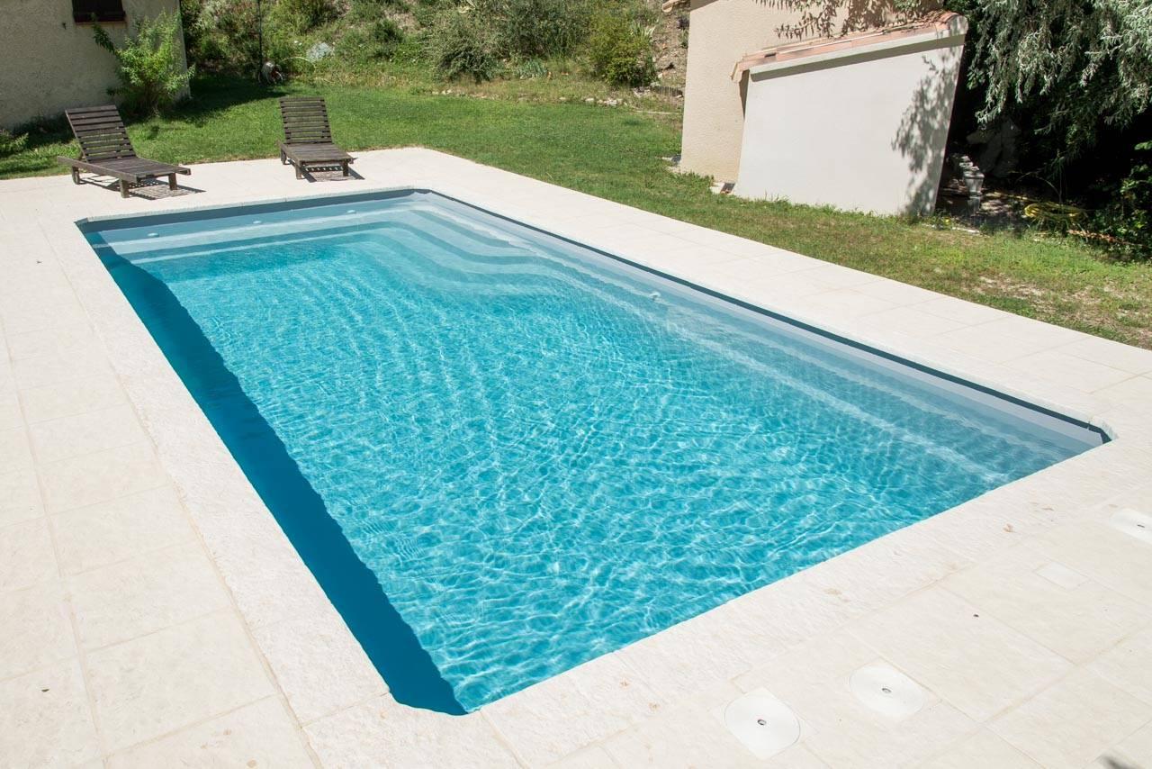 Vente De Bâches À Barre Pour Piscines Sur Mesure Avignon ... intérieur Bache A Barre Piscine 8X4