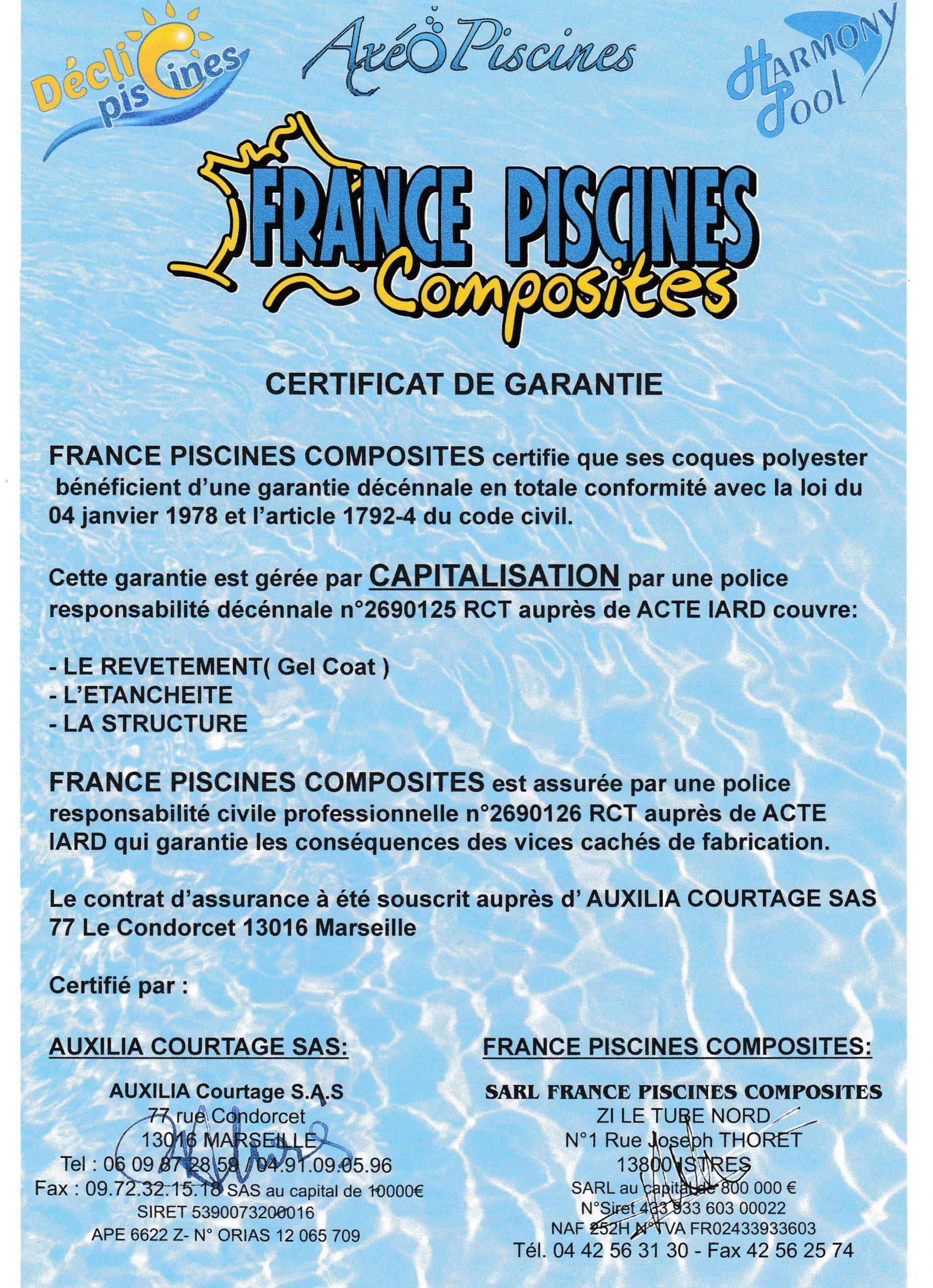Vente De Piscines Coques En Charente Maritime Acheter Avec Nous dedans Electrolyseur Sel Piscine