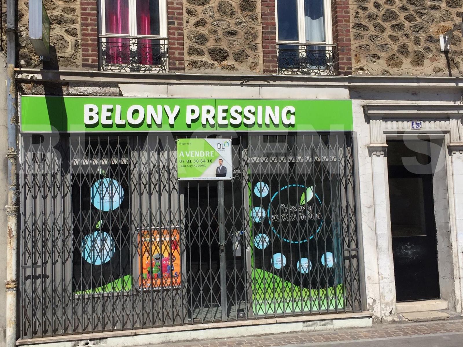 Vente Local D'activités 2 Pièce(S) Noisy-Le-Sec (93130) à Piscine De Noisy Le Sec