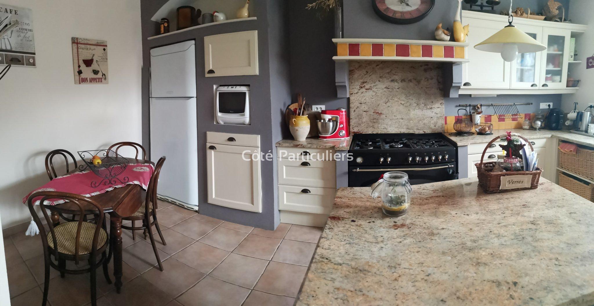 Vente Maison 160 M² - Grazailles - Piscine intérieur Piscine Grazailles