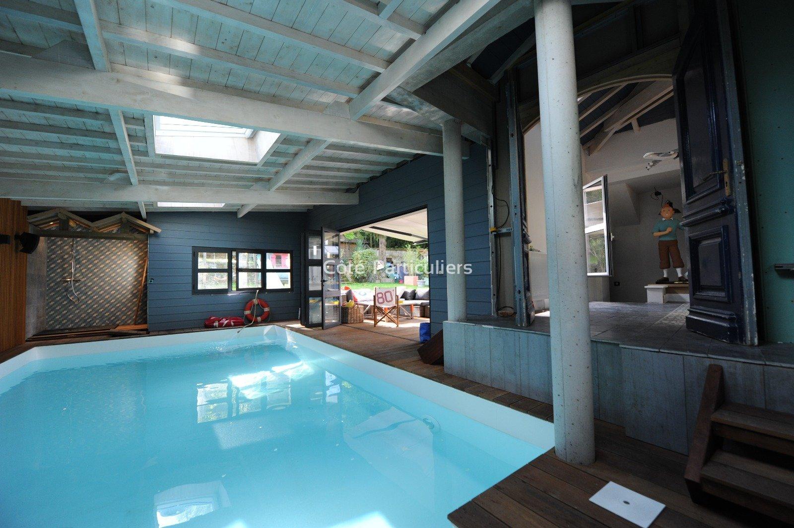 Vente Maison 19Ème Siècle Avec Piscine Couverte intérieur Piscine De Lagny Sur Marne