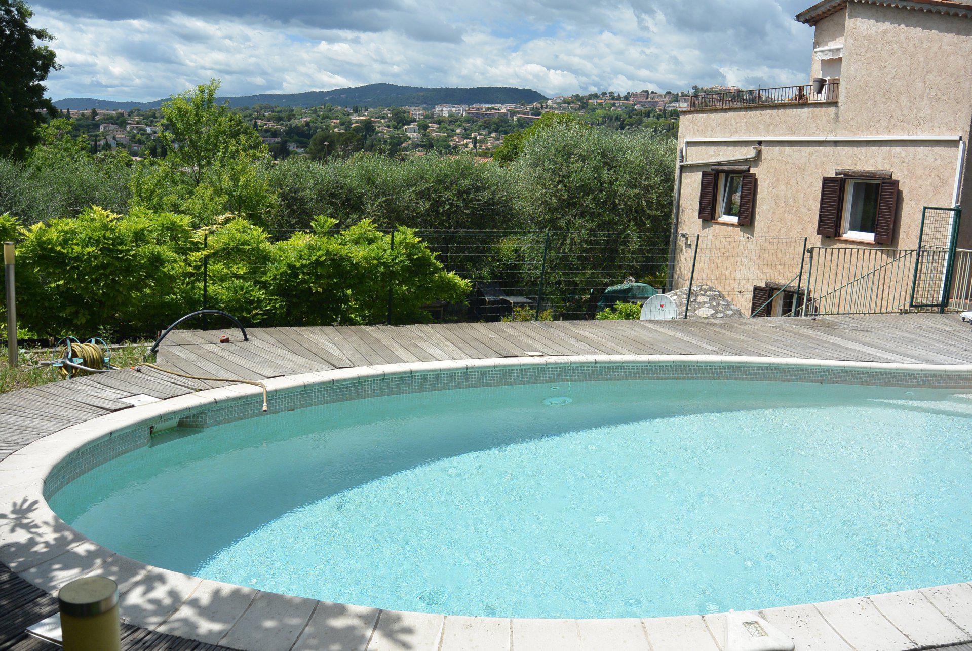 Vente Maison 230M² + Piscine Grasse St-Antoine dedans Piscine Grasse