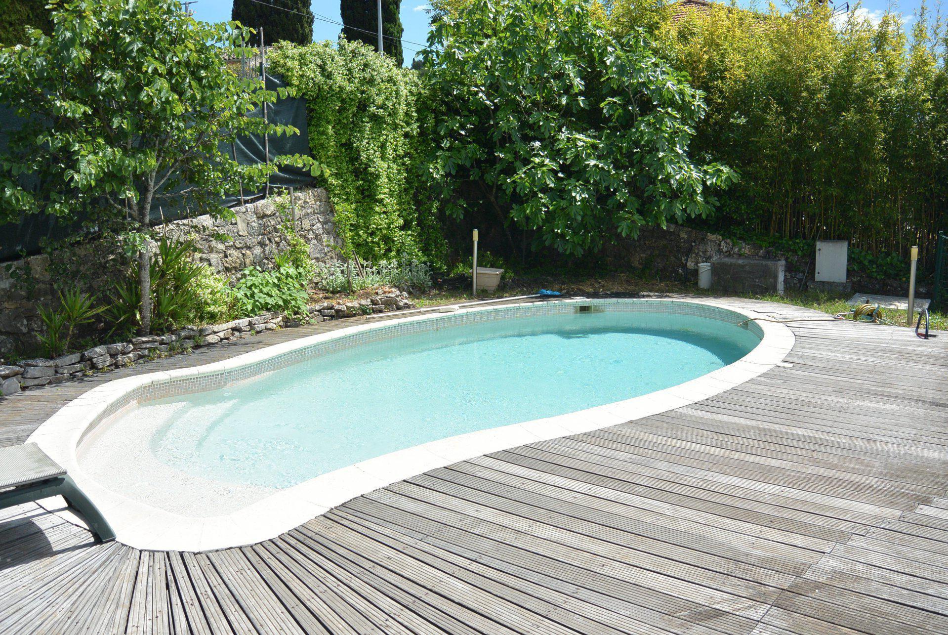 Vente Maison 230M² + Piscine Grasse St-Antoine destiné Piscine Grasse