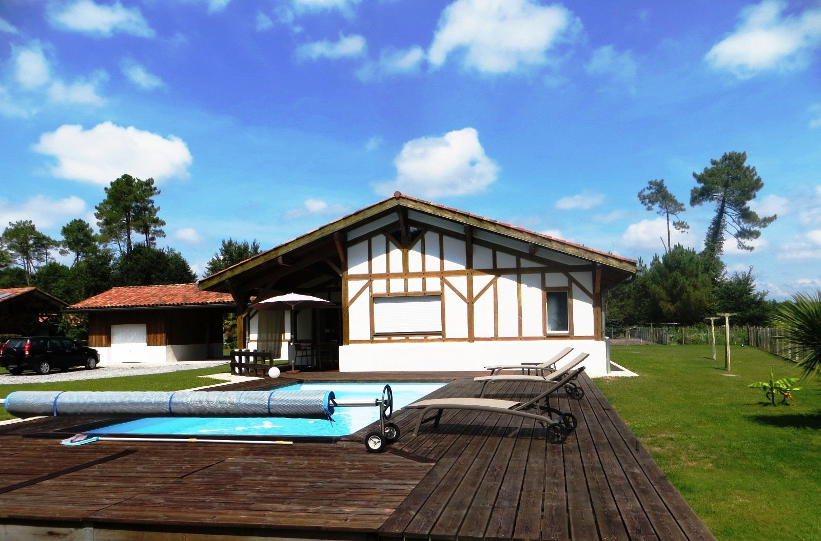 Vente Maison 5 Pieces De 150 M2 40990 St Paul Les Dax (27620 ... serapportantà Piscine Saint Paul Les Dax