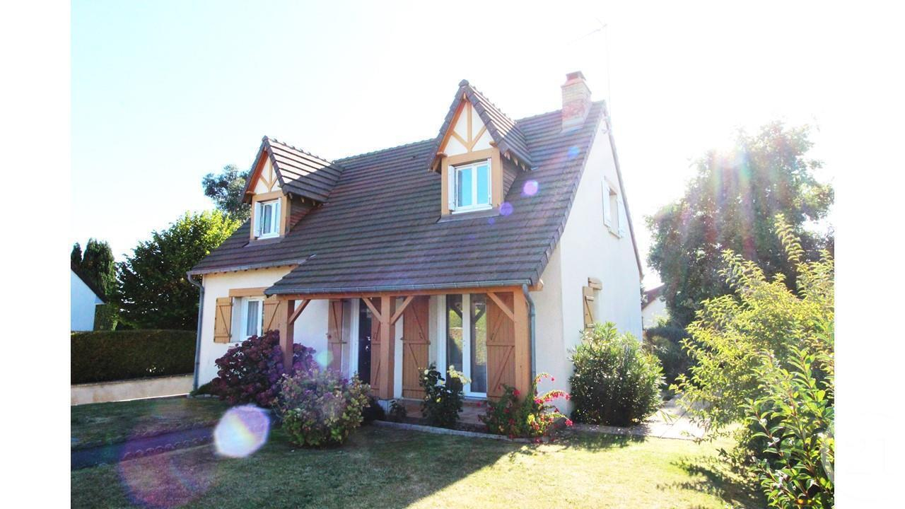 Vente Maison 5 Pièces Douvres-La-Délivrande (14440) : À Vendre 5 Pièces /  T5 110 M² 290 000€ Douvres-La-Délivrande à Piscine Douvres La Délivrande
