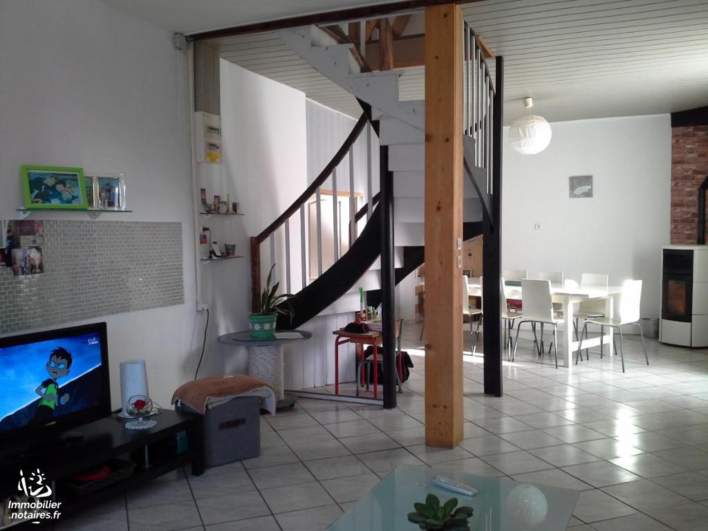 Vente Maison - 6 Pièce(S) – Annonces Immobilières Notaires à Piscine Sainte Pazanne
