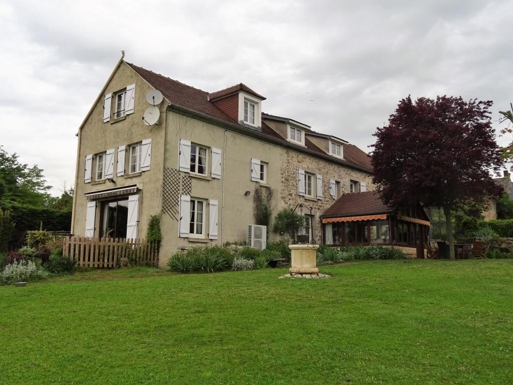 Vente Maison 7 Pièces Crepy-En-Valois (60800) encequiconcerne Piscine Crepy En Valois