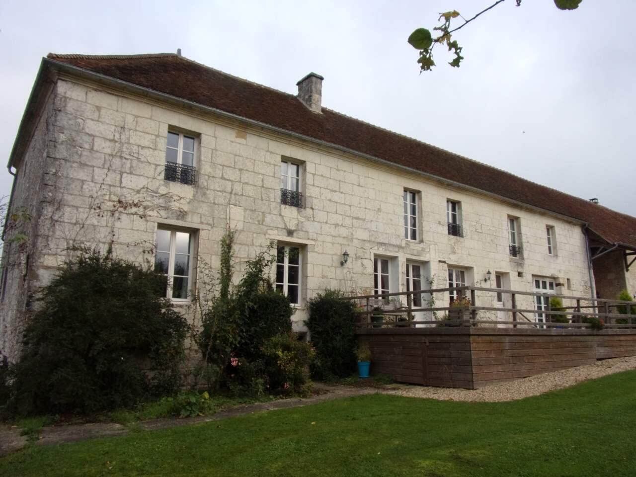 Vente Maison 9 Pièces Mortagne-Au-Perche (61400) : À Vendre 9 Pièces / T9  447 M² 530 400€ Mortagne-Au-Perche à Piscine Mortagne Au Perche