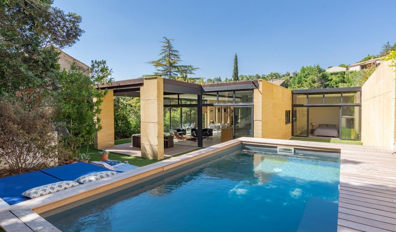 Vente Maison De Luxe Clermont-L'herault | 548 000 € | 175 M² destiné Piscine Clermont L Hérault