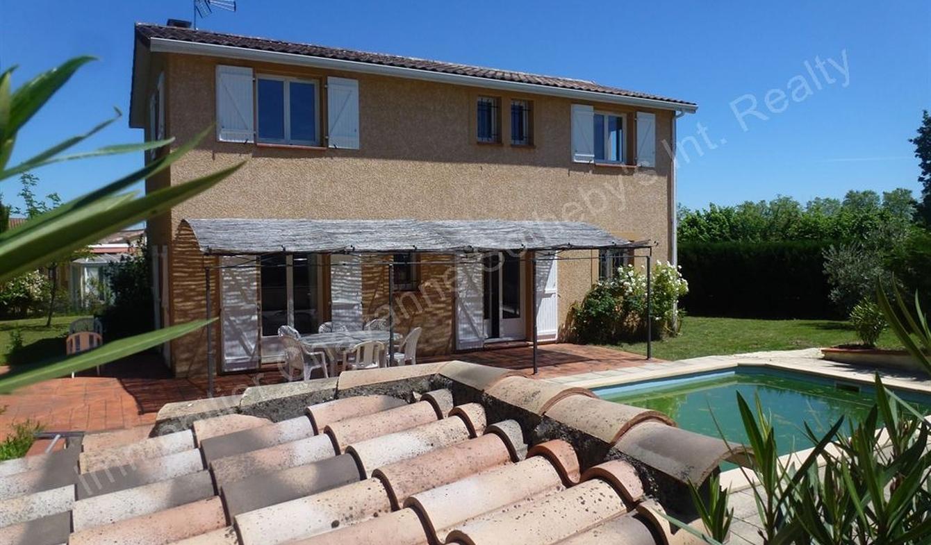 Vente Maison De Luxe Lavaur   350 000 €   140 M² pour Piscine Lavaur