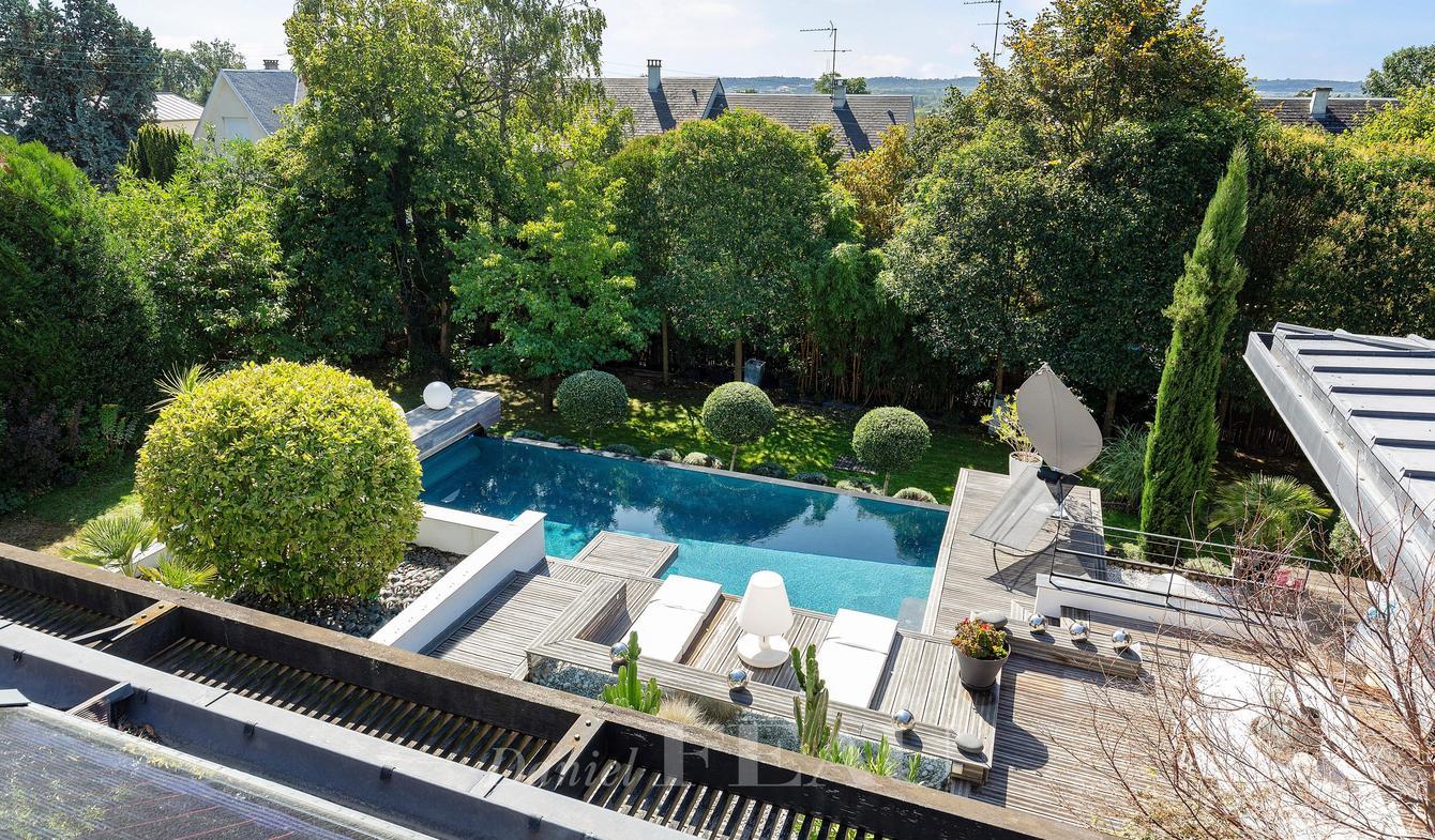 Vente Maison De Luxe Le Chesnay | 2 570 000 € | 342 M² tout Piscine Du Chesnay