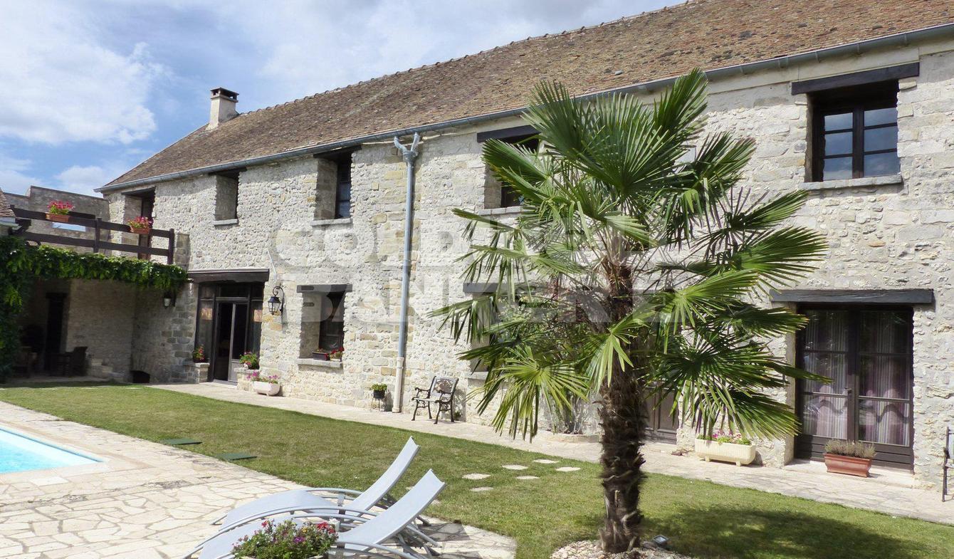 Vente Maison De Luxe Milly-La-Forêt | 690 000 € | 440 M² concernant Piscine Milly La Foret