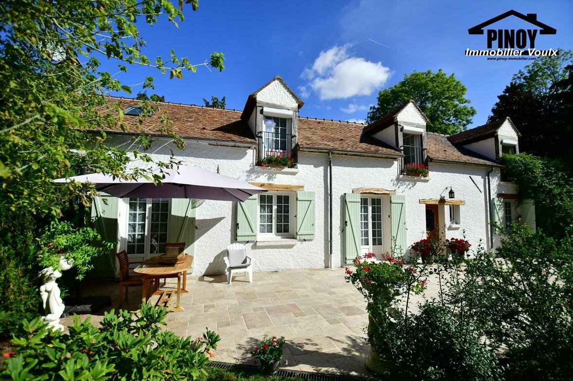 Vente Maison De Luxe Moret-Sur-Loing | 395 000 € | 170 M² dedans Piscine De Moret Sur Loing