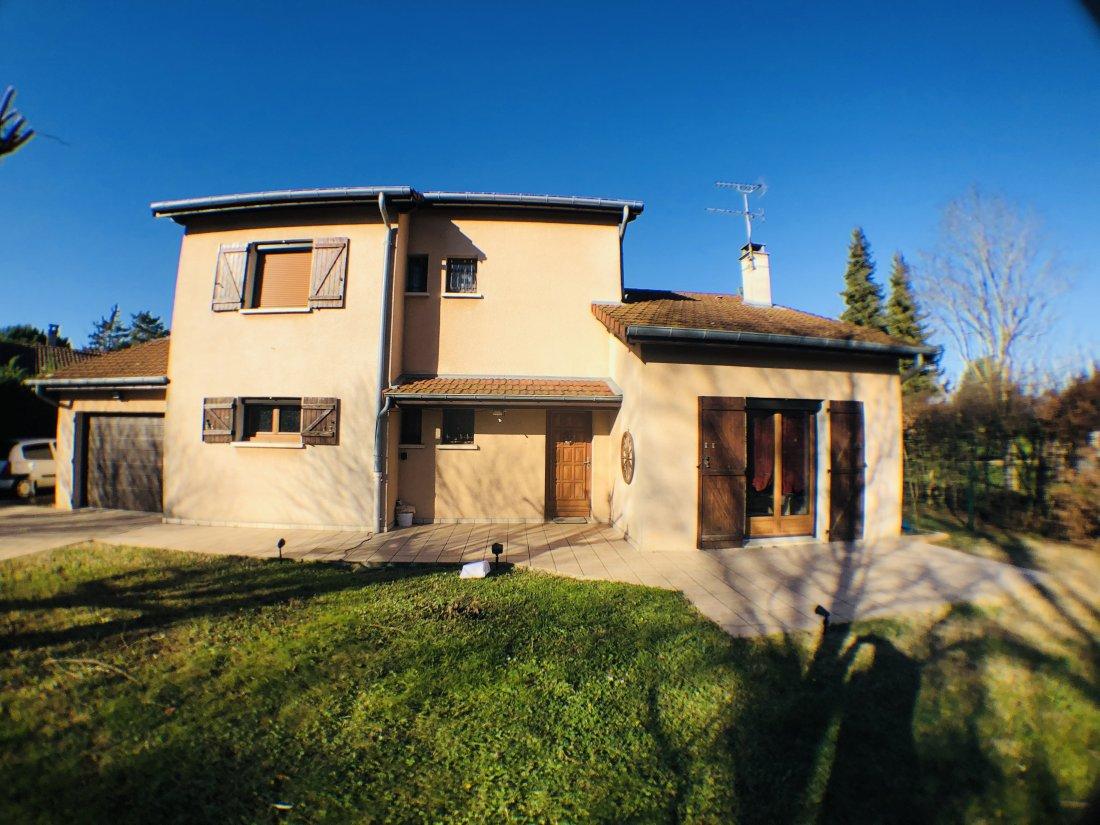 Vente Maison Individuelle Avec Piscine | Muller Immobilier concernant Piscine Amberieu