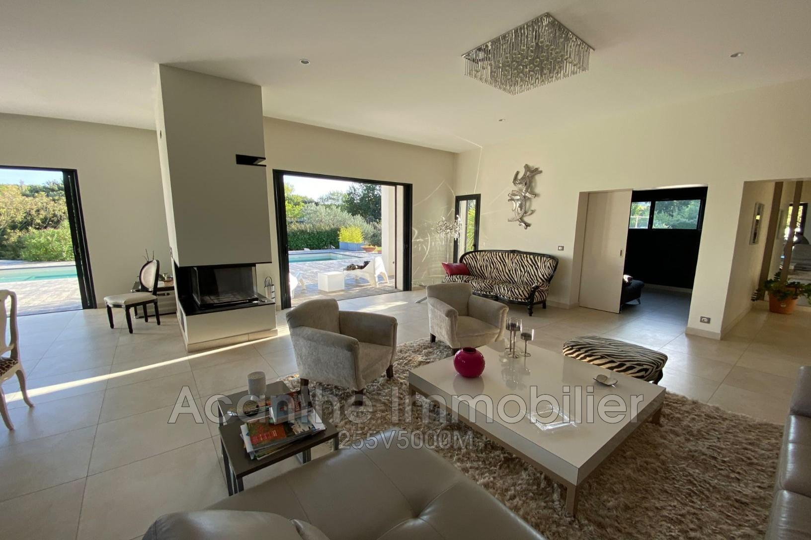 Vente Maison Villa Saint-Mathieu-De-Tréviers 34270 - 988 000 ... destiné Piscine St Mathieu De Treviers