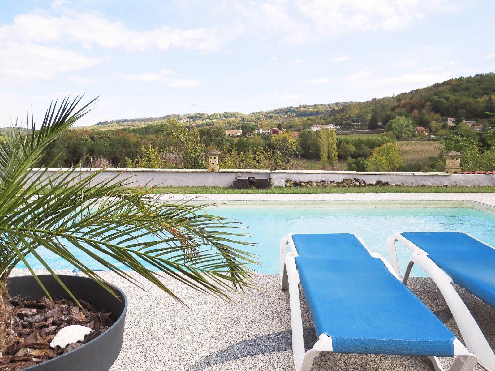 Vente Villa 330 M² Avec Piscine - Laveyron tout Piscine Cournonterral