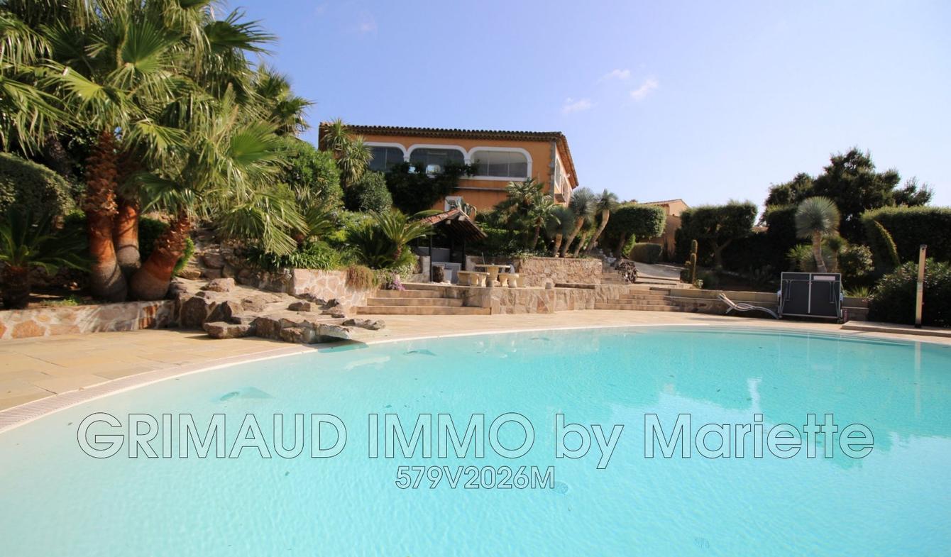 Vente Villa De Luxe Sainte-Maxime   1 500 000 €   300 M² tout Hotel Avec Piscine Paris