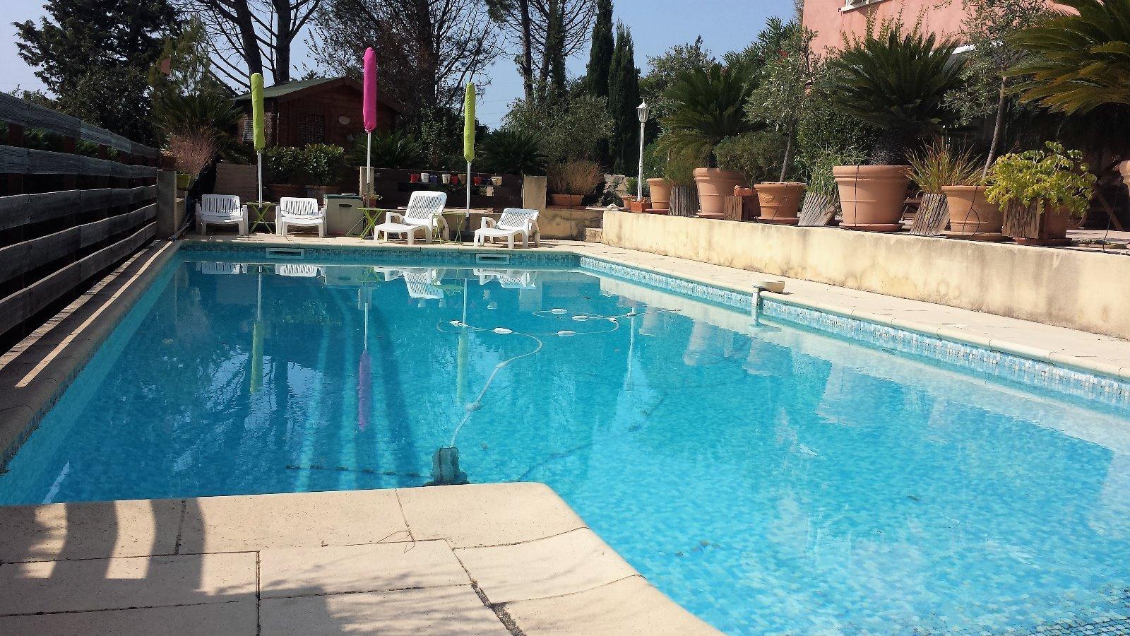 Vente Villa T 7De 178 M2 Sur Terrain De 1200 M2 Avec Piscine ... intérieur Piscine De Courrieres