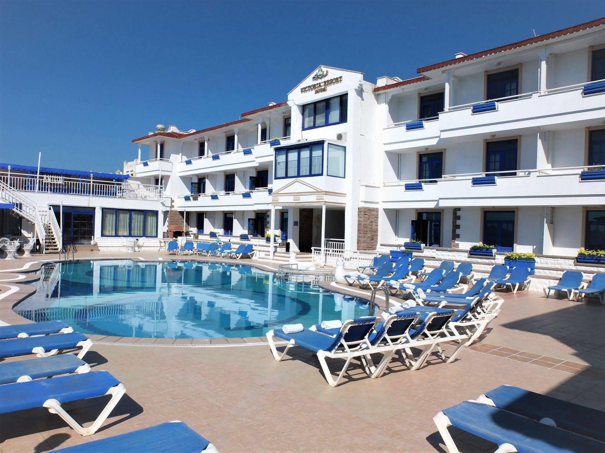 Victoria Suite Hotel & Spa Turgutreis dedans Piscine Petit Couronne