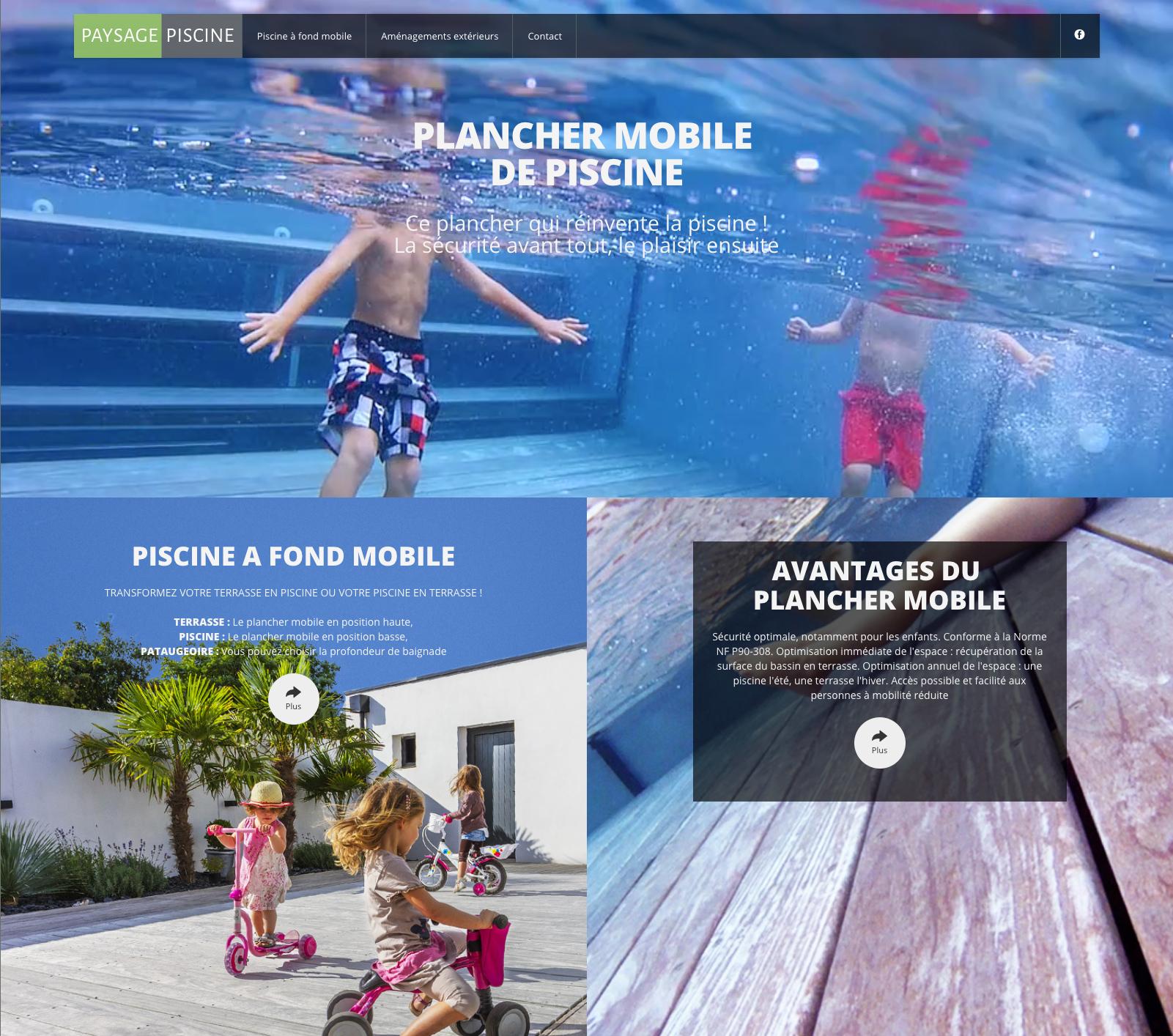 Vidéo Archives - Agence Web La Rochelle | Web Design - Photo ... intérieur Piscine Perigny